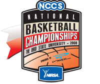 NCCS Basketball logo